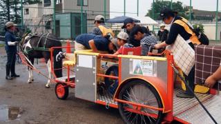 2016年3月26日(土)バリアフリー馬車に乗ろう!&ポニーふれあい体験in埼玉を開催します。