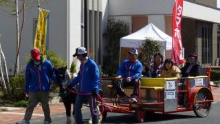 2016年3月26日(土)バリアフリー馬車に乗ろう!&ポニーふれあい体験in埼玉を開催しました!